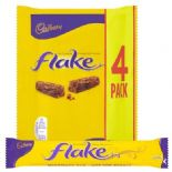 Cadbury Flake x 4 Pack 102g